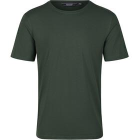 Regatta Tait Camiseta Hombre, verde